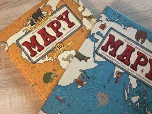 Książka mapy